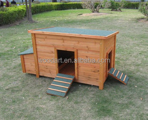 Chicken house cage wooden egg laying chicken coop for sale