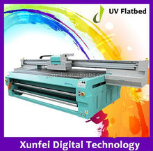 Flatbed Printing Machinery UV2508 UV Wide Format Printer