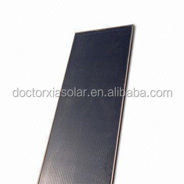 top level flat plate epdm solar pool heating collector