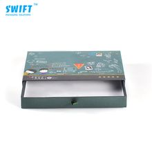 Manufacturer custom luxury kraft gift boxes wholesale large jewelry paper gift box packaging