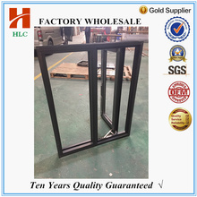 Double insulated glass aluminium side opening window