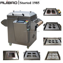 Floor Type MAP Tray Sealer / modified atmosphere food Vacuum Sealing Machines