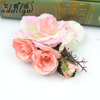 Fashion Style Decorative Flower Corsage Brooch Kilt with Kilt Pins