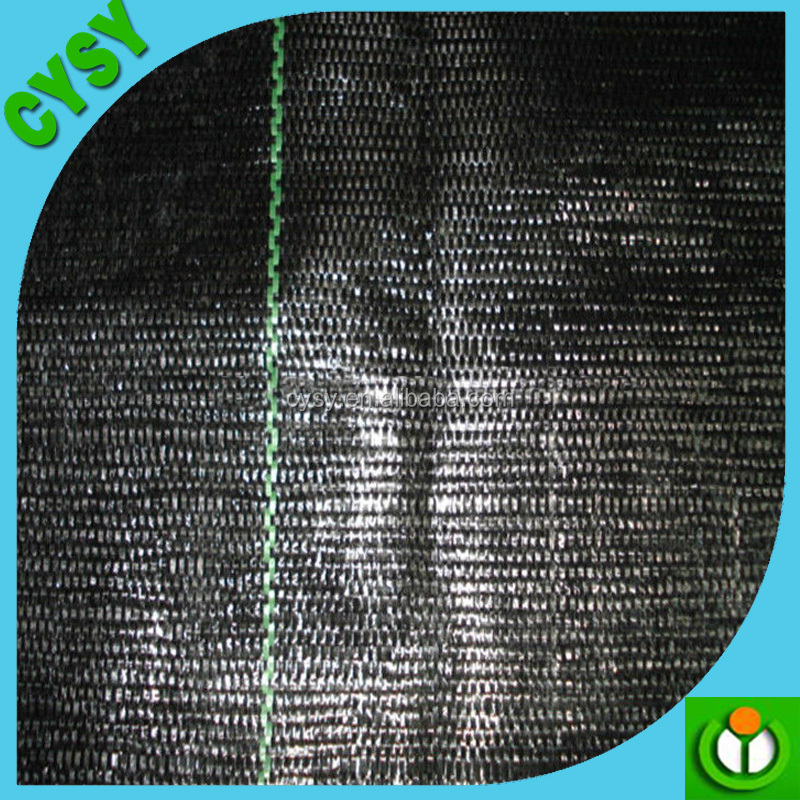 Factory supply weed control mat/ground cover mesh fabric / agricultural black plastic ground cover