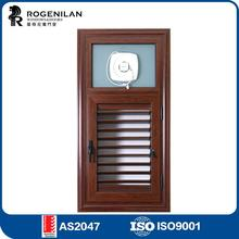 Rogenilan kitchen type exterior aluminum shutter window