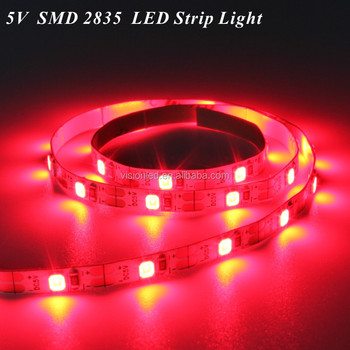 Flexible SMD 2835 5V LED Strip Light