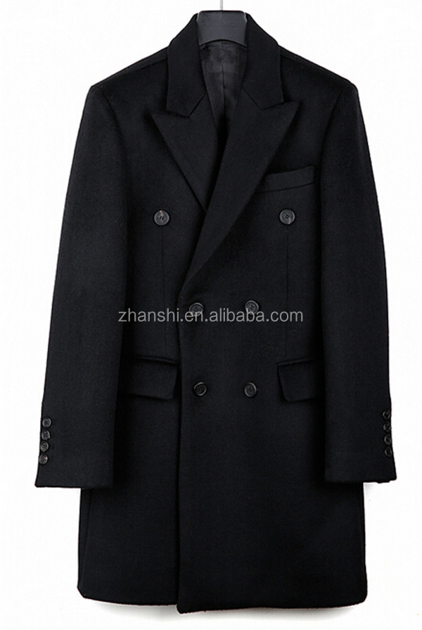 Russian Winter Coat Wool Cashmere Fabric Russian Winter Coat Wool