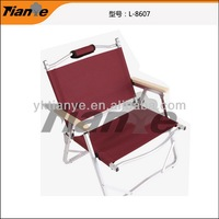 Fashionable cheapest blue folding bleacher seat chair