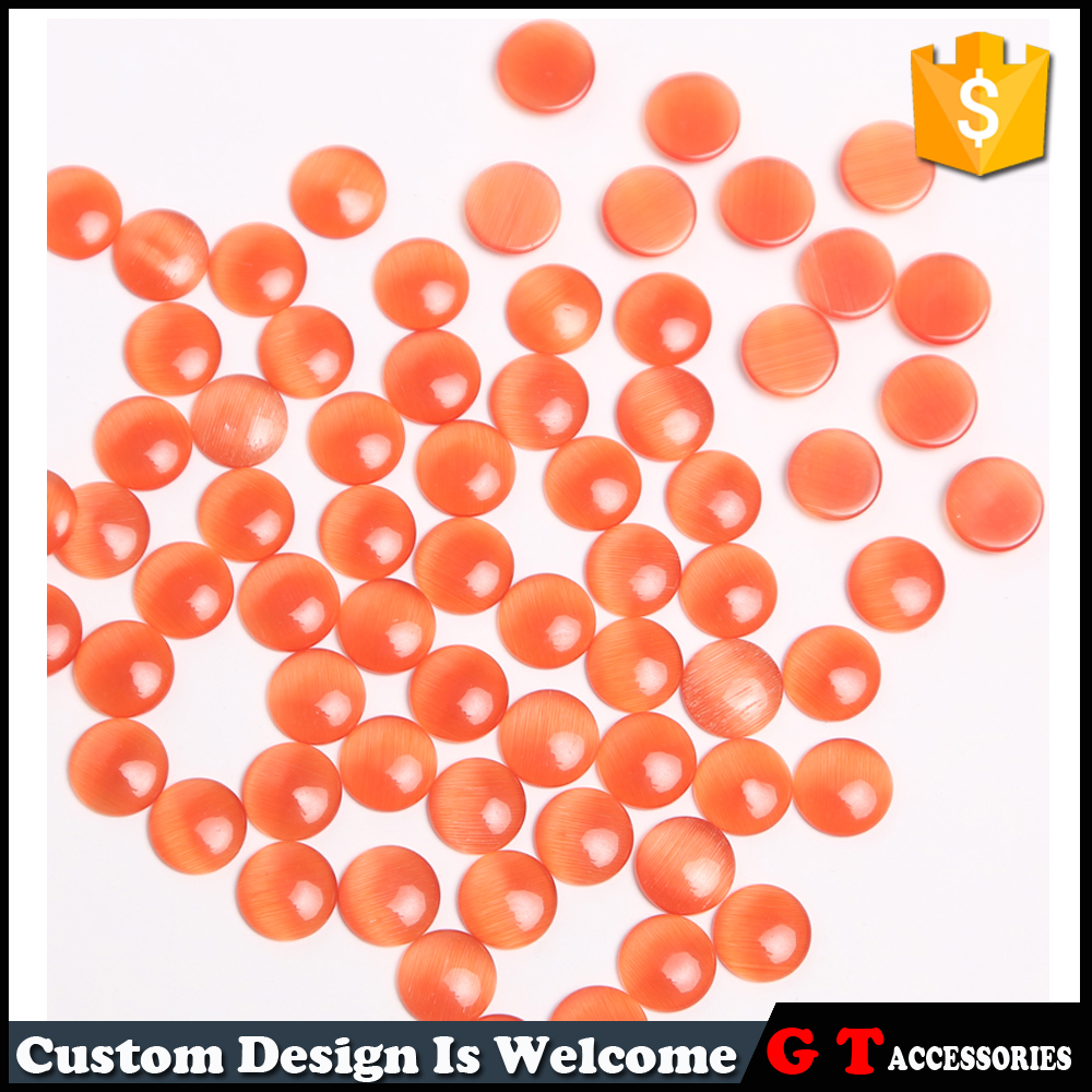 Yiwu Factory Jewelry Finding Beads For Jewelry Making Glass Round Shape In Different Sizes