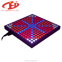 Top10 Manufacturer UV IR 810nm 730nm 45w Full Spectrum Led Grow Panel Light Hydroponic for Indoor Plant Greenhouse
