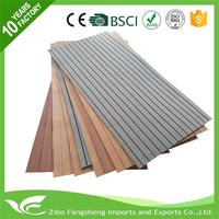 Professional faux teak decking sheet for boat for wholesales
