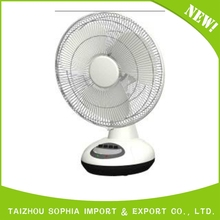 New type top sale table ac dc fan