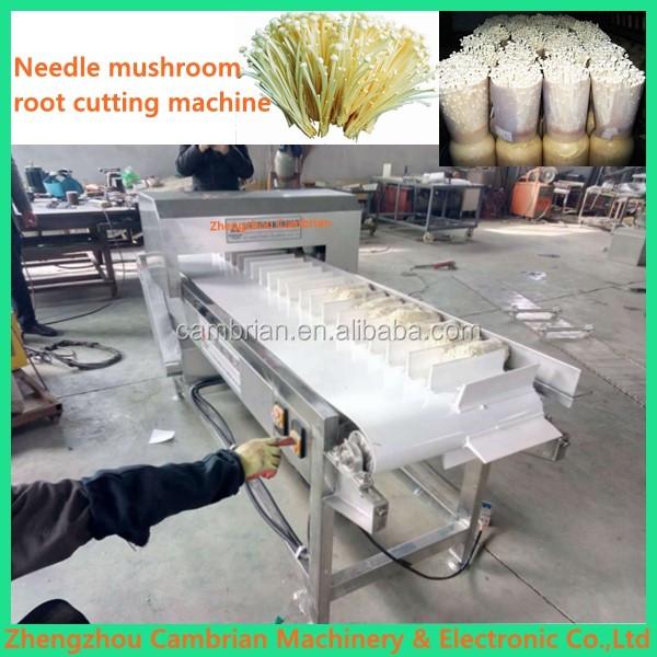 needle mushroom root cutting machine (16)