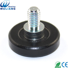 miniature plastic roller shutter for cabinet door