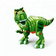 assembly set toy dinosaur bricks building blocks with low MOQ