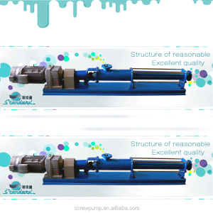 Not belong G type high quality high grade single stage screw pump positive Displacement progressive Cavity pump