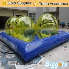 New Design Inflatable Adult Swimming Water Pool with Balls