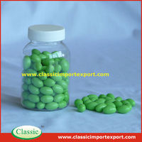 GMP Certified Halal green tea extract softgel capsule private label / contract manufacturer