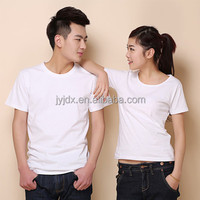 High Quality Casual Couple Fashion Printed T-shirt
