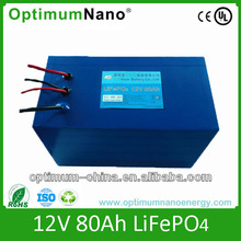 Hot Selling 2 Year Warranty 12 volt Battery for Solar Storage
