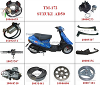 TMMP SUZUKI AD 50 motorcycle high quality motor spare parts