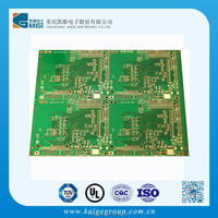 multi-media rigid FR-4 HIGH TG laminate multilayer printed circuit board with factory price by KAIGE electronics manufacturer