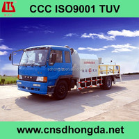 2015 New Designed Truck-mounted Concrete Pump HDT5120THB for Sale