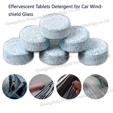 Factory wholesale Effervescent Tablets Detergent for Car Windshield Glass
