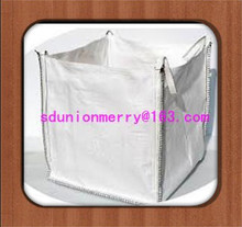 Heavy duty U-panel Chinese high quality pp super sack