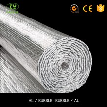 Aluminum Foil Bubble Heating Insulation Barrel Blankets/Thermal Heating Blanket/Radiant Heat Blanket