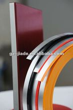 Two Color PVC Edge Banding,Furniture Edge Band, PVC Edging