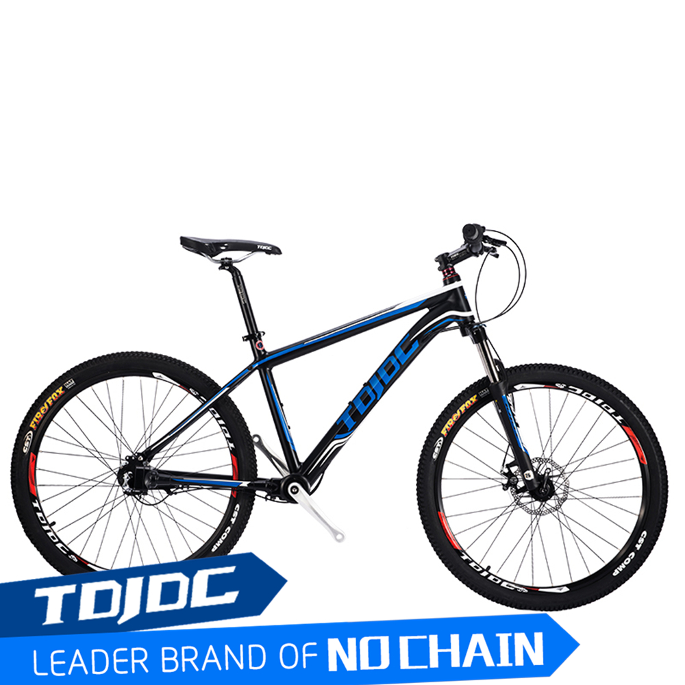 26'' Shaft Drive Mountain Bicycle, chainless mountain bike, MTB without chain