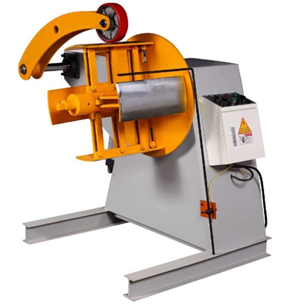 Factory price electric uncoiler, manual uncoiler