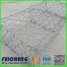 ASTM 975 standard galvanized welded gabion box for erosion control engineering