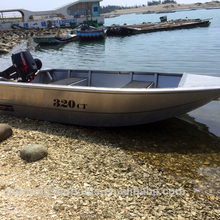 2018 New small aluminum car topper motor boat for sale