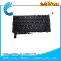 "Replace Laptop Keyboard for Macbook Pro Unibody 15"" A1286 2009 2010 2011 Year Model , FR / French Keyboard with Backlight"