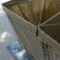 Free samples eco friendly used hesco barriers price