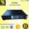 FP7000 2 Channel Power Sound System Amplifier