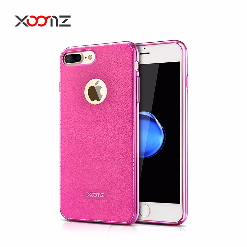 factory supply pink color phone case Shockproof Back Cover Case For iPhone 7 7Plus