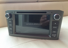 toyota avensis 2 din car dvd with gps With WIFI 3G Radio RDS GPS Navigation