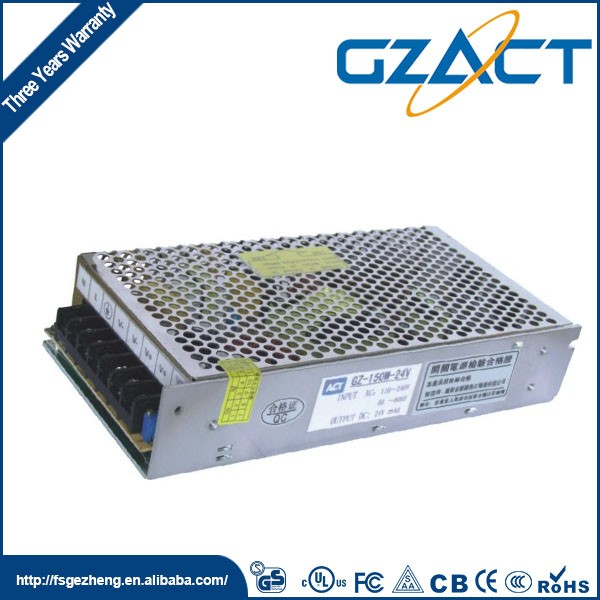 CE approvel high voltage 24v power supply lcd tv