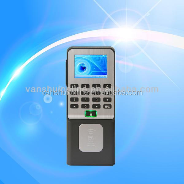 standalone card time attendance access controller with smart card reader optional-S600