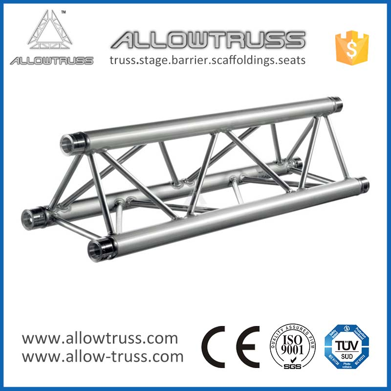 High quality used aluminum spigot truss outdoor stage for Where to buy trusses