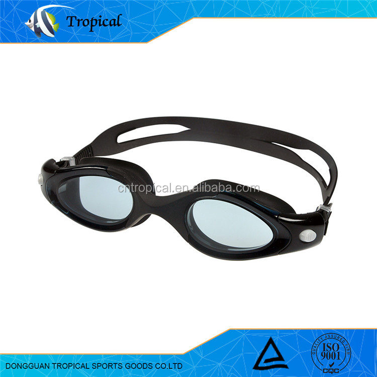 Safety Summer Professional custom brand anti-fog swimming goggles