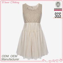 Autumn OEM factory high quality sleeves chiffon and knitting fabrci sexy mother of the bride dresses free photos