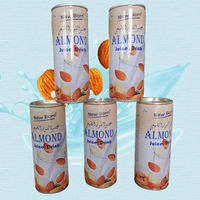 authentic health almond protein drink