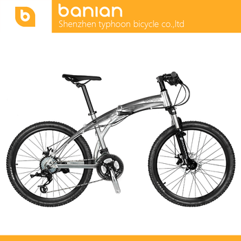 Bicycle Mountain Bike Full Suspension With Disc Brake