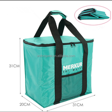 Custom high capacity top quality pvc wine insulated cooler bag fabric