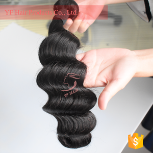 brazilian human hair extensions Fashion loose deep wave virgin hair wholesale human hair
