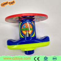 High quality colorful spinning top toy promotional toy for wholesales